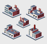 Isometric buildings