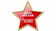 Bestseller Zeichen+Alphakanal