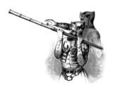 Medieval Bombard - Bombarde à Main - 15th century