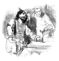 Tavern Scene - 18th century