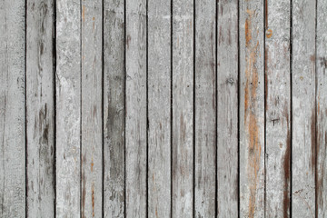 Wooden texture of old gray boards