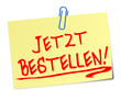 Jetzt Bestellen post-it  #130104-svg02