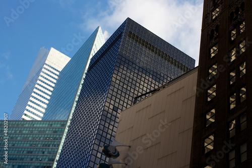 Office Towers in Midtown Manhattan