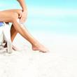 Sunscreen / suntan lotion