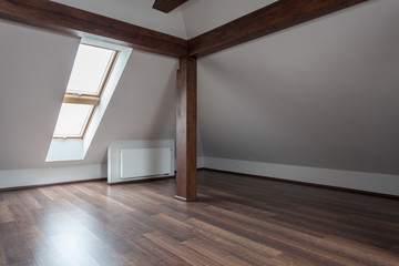 Ruby house - Empty loft