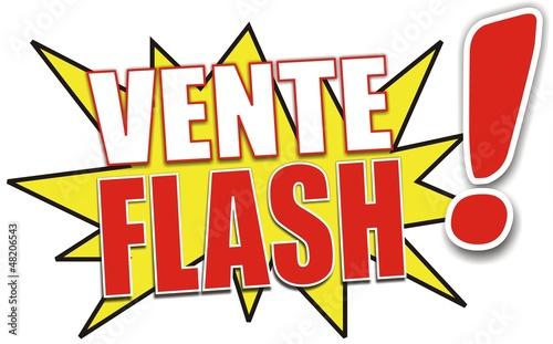 Tiquette vente flash fichier vectoriel libre de droits sur la ba - Vente flash champagne ...