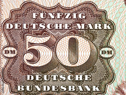 Fünfzig Mark © Matthias Buehner