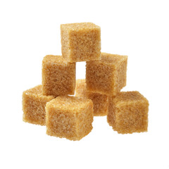 Brown sugar, a few pieces.