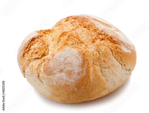 In de dag Brood loaf