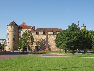 Altes Schloss (Old Castle) Stuttgart