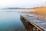 Fototapety Irish lake before sunrise