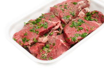 Filetto di carne di cavallo