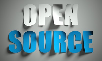 Open source cut from paper on background
