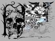 art tattoo skull