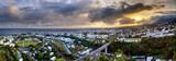 Ville de Saint-Denis à l'aube - La Réunion - 48225171