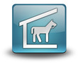 "Light Blue 3D Effect Icon ""Stable"""