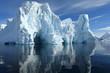 canvas print picture - Die Antarktis