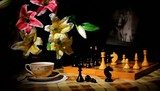 Still life with chess