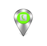 Phone navigation icon.