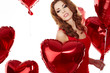The Valentines day celebrities
