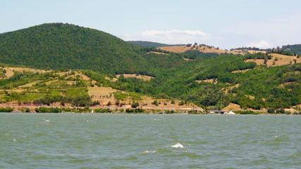 Danube bay