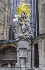 Saint John of Capistrano, Cathedral, Vienna