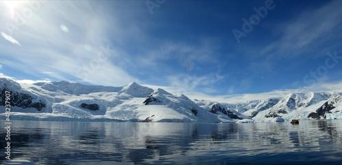 Aluminium Antarctica Die Antarktis