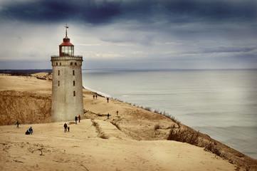 Lighthouse Rubjerg Knude Denmark