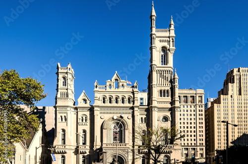 Freimaurer-Tempel in Philadelphia (USA)