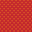 Flourish seamless pattern. Background abstract vector.