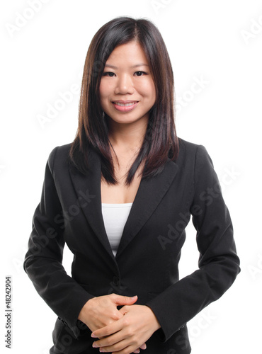 Southeast Asian business / educational woman