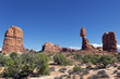 famous Red rocks panorama