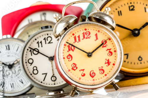 Old clock - 48244549