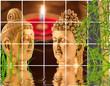lumière de Bouddhas