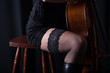 Cellist Feet
