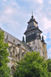 Medieval church De La Chapelle or Grand Sablon