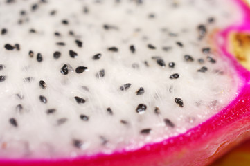 Dragon fruit isolted