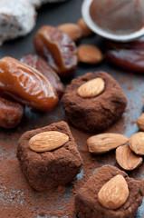 Raw Cocoa Dates