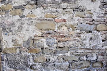 Texture vecchio antico muro in pietra