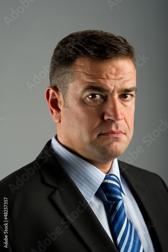 Senior executive portrait