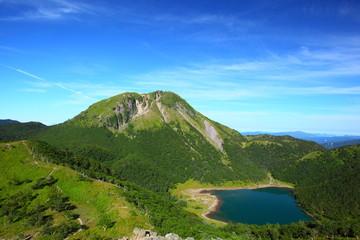 Mt. Nikko Shirane and Goshikinuma, Japan