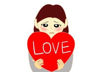 告白 女子 LOVE