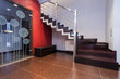 Ruby house - Modern staircase