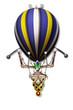 Steampunk montgolfier