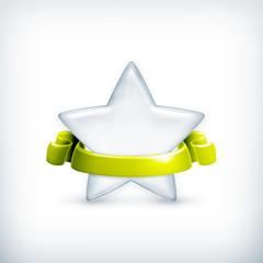 White star, award