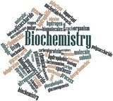 Word cloud for Biochemistry poster