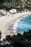 Fototapeta niebieski - wybrzeże - Wyspa