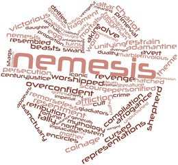 Word cloud for Nemesis