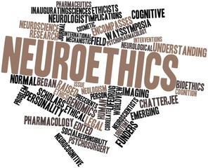 Word cloud for Neuroethics