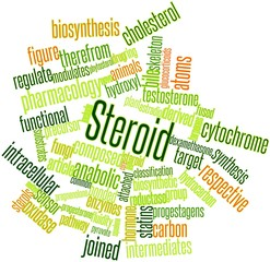 Word cloud for Steroid